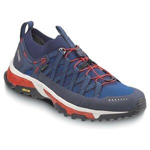 Pánské boty Meindl Aruba GTX Velikost bot (EU): 43 / Barva: modrá/červená