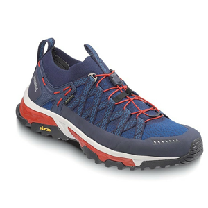Pánské boty Meindl Aruba GTX Velikost bot (EU): 46 / Barva: modrá/červená