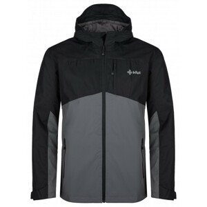 Pánská bunda Kilpi Orleti-M Velikost: XXL / Barva: černá/šedá
