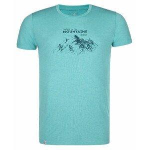 Pánské triko Kilpi Garove-M Velikost: L / Barva: modrá