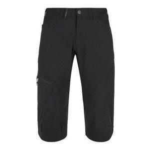 Pánské 3/4 kalhoty Kilpi Otara-M Velikost: L / Barva: černá