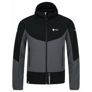 Pánská bunda Kilpi Balans-M Velikost: M / Barva: černá