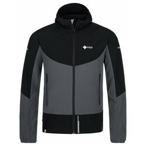 Pánská bunda Kilpi Balans-M Velikost: L / Barva: černá