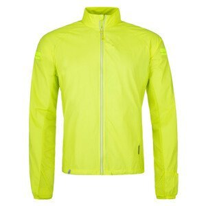 Pánská bunda Kilpi Tirano-M Velikost: M / Barva: žlutá