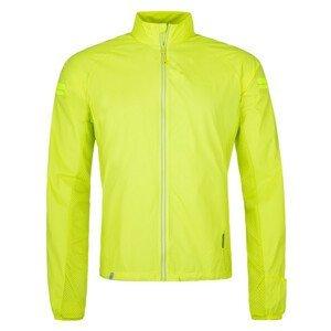 Pánská bunda Kilpi Tirano-M Velikost: L / Barva: žlutá