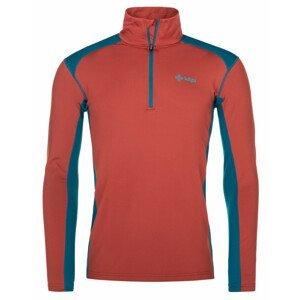 Pánské funkční triko Kilpi Wilke-M Velikost: XL / Barva: červená