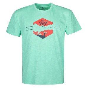 Pánské triko Kilpi Ferne-M Velikost: L / Barva: světle modrá