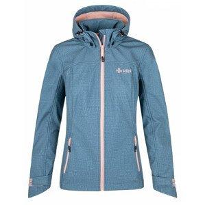 Dámská bunda Kilpi Ravia-W Velikost: XS / Barva: světle modrá