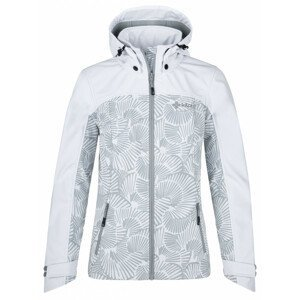 Dámská bunda Kilpi Ravia-W Velikost: S / Barva: bílá
