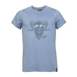 Pánské triko Chillaz Rock Hero Velikost: S / Barva: světle modrá