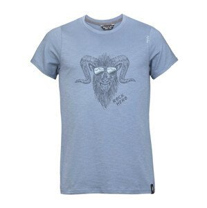 Pánské triko Chillaz Rock Hero Velikost: XL / Barva: světle modrá