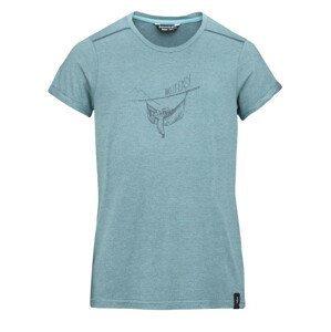 Pánské triko Chillaz Street Sloth Velikost: XXL / Barva: modrá