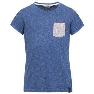 Pánské triko Chillaz Kamu Velikost: XL / Barva: tmavě modrá