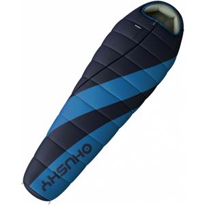 Spacák Husky Extreme Ember Long -15°C 2021 Zip: Pravý / Barva: černá/modrá