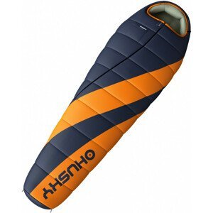 Spacák Husky Extreme Enjoy -25°C 2021 Zip: Levý / Barva: oranžová