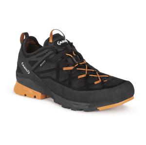 Pánské boty Aku Rock DFS Gtx Velikost bot (EU): 42,5 / Barva: černá/oranžová