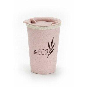 Eko kelímek G21 beECO Espresso 280 ml Barva: růžová