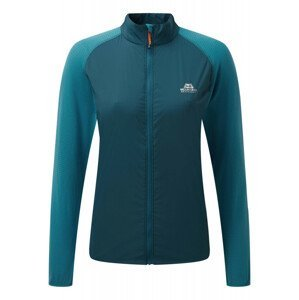 Dámská bunda Mountain Equipment W's Trembler Jacket Velikost: S / Barva: modrá
