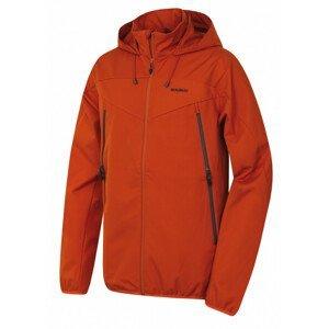 Pánská bunda Husky Sonny M Velikost: XL / Barva: červená
