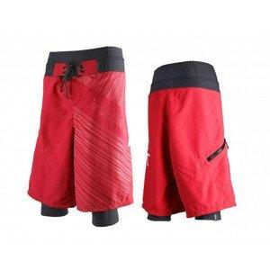 Pánské šortky s neoprenem Hiko Neo Core 2019 Velikost: L / Barva: červená
