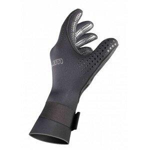 Nepromokavé rukavice Hiko Slim Velikost: M / Barva: černá