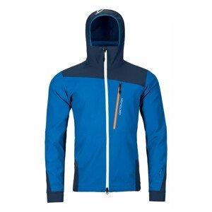 Pánská bunda Ortovox Pala Jacket M Velikost: L / Barva: světle modrá