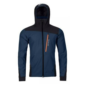 Pánská bunda Ortovox Pala Jacket M Velikost: L / Barva: tmavě modrá