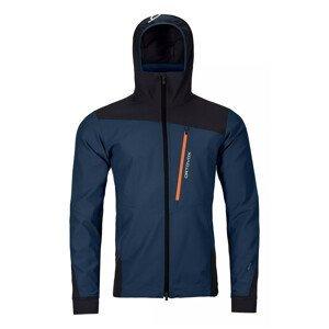 Pánská bunda Ortovox Pala Jacket M Velikost: XL / Barva: tmavě modrá