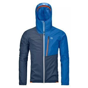 Pánská bunda Ortovox 2.5L Civetta Jacket M Velikost: XL / Barva: modrá