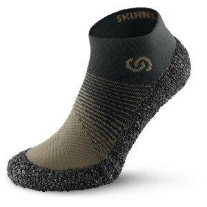 Ponožkoboty Skinners 2.0 Velikost ponožek: 41-42 / Barva: zelená