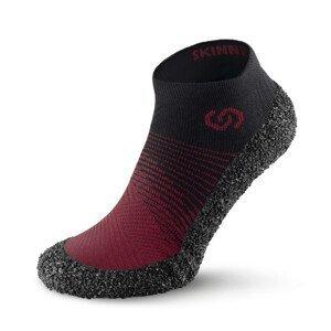 Ponožkoboty Skinners 2.0 Velikost ponožek: 47-48 / Barva: červená