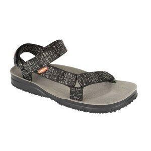 Sandály Lizard Hike Velikost bot (EU): 44 / Barva: černá
