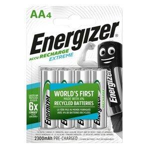 Nabíjecí baterie Energizer AA / HR6 - 2300 mAh Barva: stříbrná