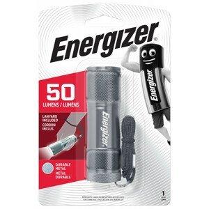 Kapesní svítilna Energizer Metal LED 50lm Barva: černá