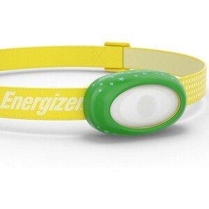 Dětská čelovka Energizer Macha & The Bear Kids 20lm Barva: zelená