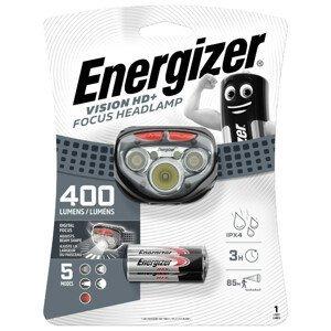 Čelovka Energizer Vision HD+ Focus 400lm Barva: šedá