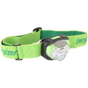 Čelovka Energizer Vision HD+ 350lm Barva: zelená