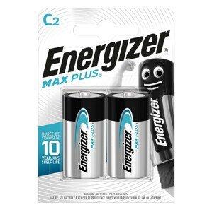 Baterie Energizer Max Plus malý monočlánek C Barva: stříbrná