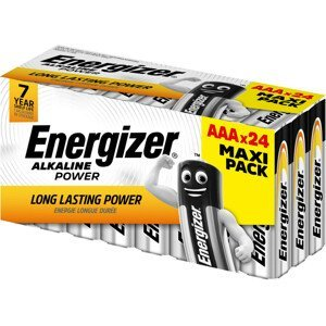 Baterie Energizer Alkaline power Family Pack AAA Barva: šedá