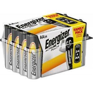 Baterie Energizer Alkaline power Family Pack AA/24 Barva: stříbrná