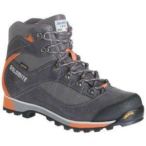 Pánské boty Dolomite Zernez GTX Velikost bot (EU): 42,5 / Barva: šedá/oranžová
