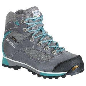 Dámské boty Dolomite W's Zernez GTX Velikost bot (EU): 42 / Barva: šedá/modrá