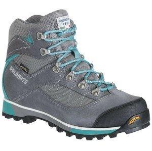 Dámské boty Dolomite W's Zernez GTX Velikost bot (EU): 38 (2/3) / Barva: šedá/modrá