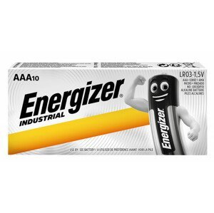 Baterie Energizer Industrial AAA/10 Barva: stříbrná