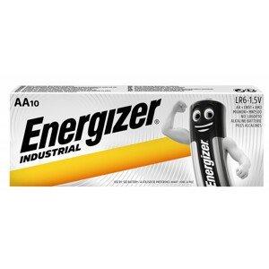 Baterie Energizer Industrial AA/10 Barva: stříbrná