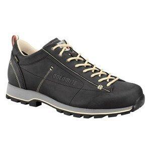 Pánské boty Dolomite 54 Low Fg GTX Velikost bot (EU): 45 / Barva: černá