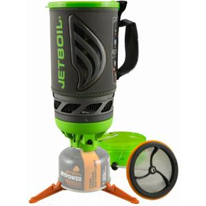 Plynový vařič Jet Boil Flash™ Java Ecto Barva: černá/zelená