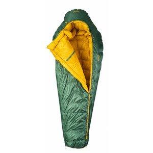 Spacák Patizon DPRO 290 192 cm Zip: Levý / Barva: zelená