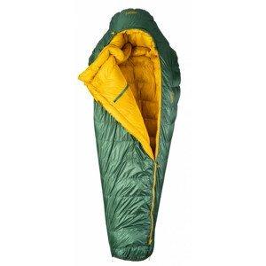 Spacák Patizon DPRO 590 192 cm Zip: Levý / Barva: zelená