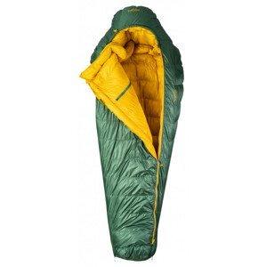 Spacák Patizon DPRO 890 192 cm Zip: Levý / Barva: zelená